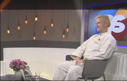 Søren Larsen Resma interview TV2 Bornholm