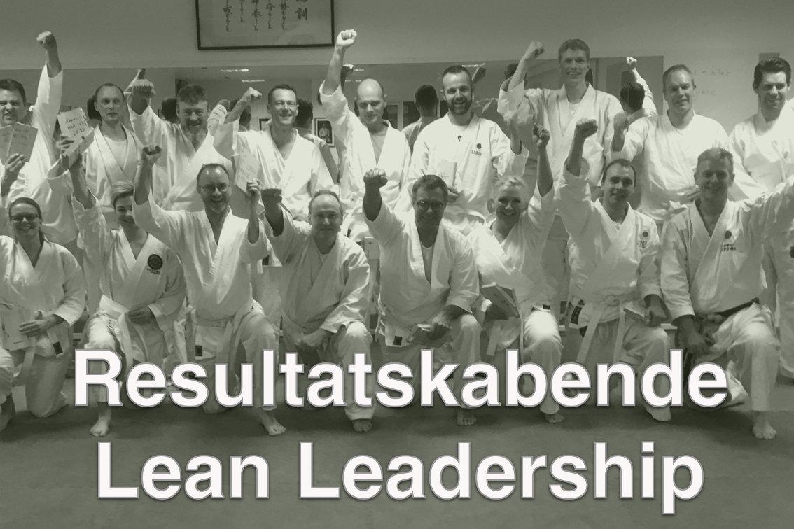 Resultatskabende Lean Leadership