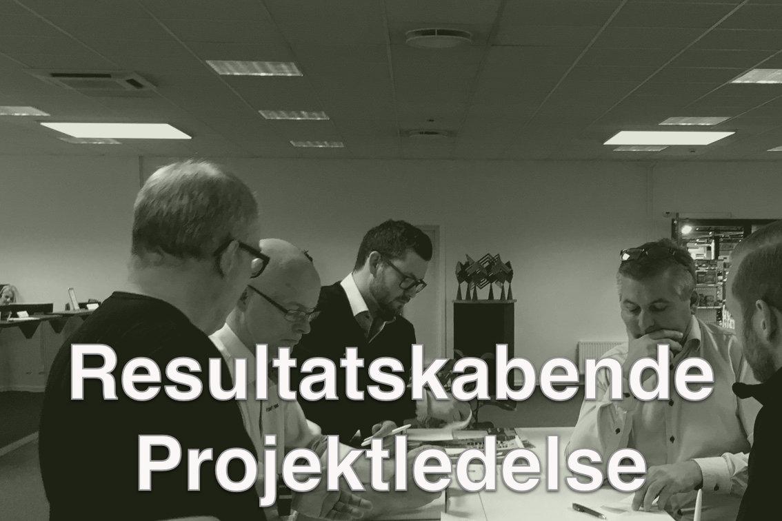 Resultatskabende projektledelse