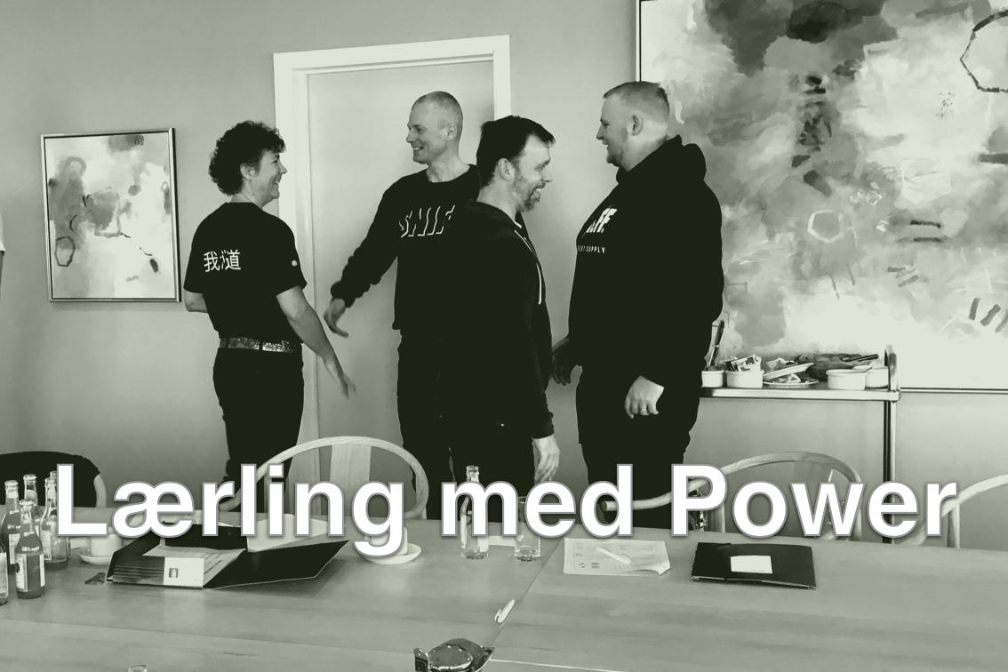 Lærling med power