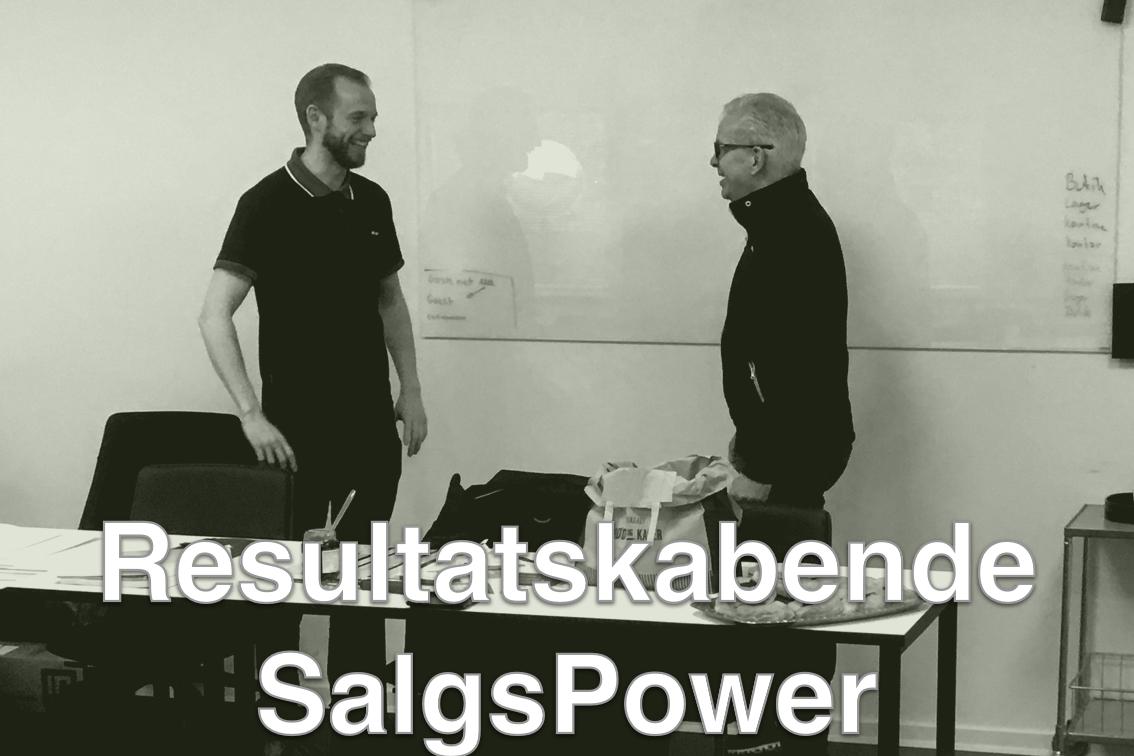 Resultatskabende SalgsPower (RSP)